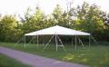 Rental store for 16 x16  White APC Tent in Lloydminster AB