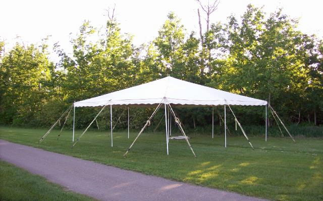Where to find APC Tent 20 x20 Anchor White in Lloydminster & APC TENT 20 FOOT X20 FOOT ANCHOR WHITE Rentals Lloydminster AB ...