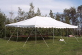 Rental store for 20 x30  White APC Tent in Lloydminster AB