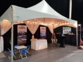 Rental store for 10 x20  White Marquee Frame Tent in Lloydminster AB