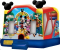 Rental store for C4 Mickey Park Bounce House in Lloydminster AB