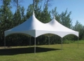Rental store for 20 x30  White Marquee Frame Tent in Lloydminster AB