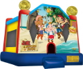 Rental store for Jake   Never Land Pirates Large Bounce House in Lloydminster AB
