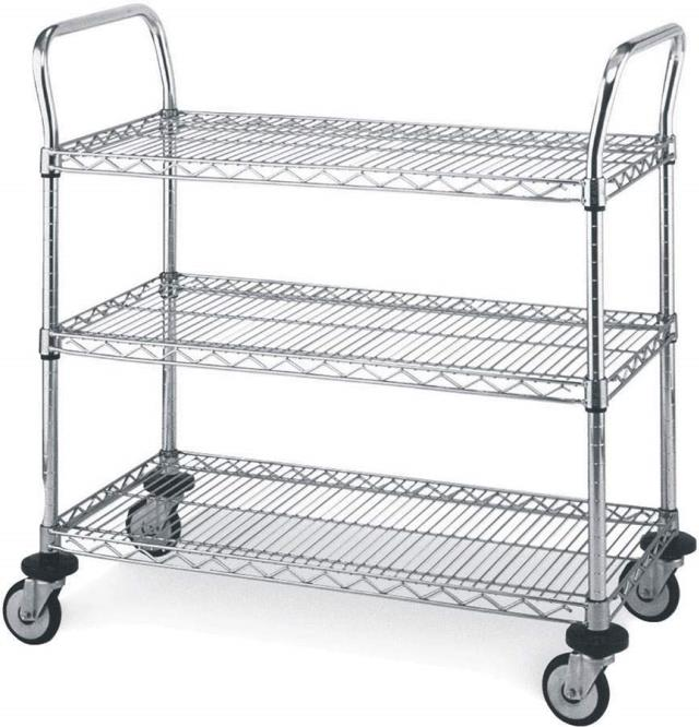 Where to find 3- Shelf Bus Cart in Lloydminster